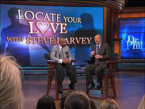 Steve Harvey And Dr Phil Give Relationship Advice To A Woman Who