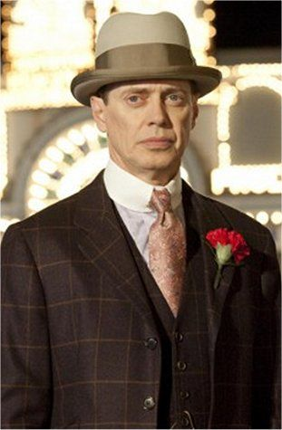 Nucky Thompson - Boardwalk Empire (played by Steve Buscemi)
