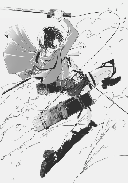 Levi Ackerman Attack On Titan Levi Levi Ackerman Attack On Titan Anime