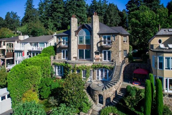 Aerial Drone Video And Photos   Rendering Space Matterport Virtual Tours  And Real Estate Marketing   Lake Oswego Luxury Homes