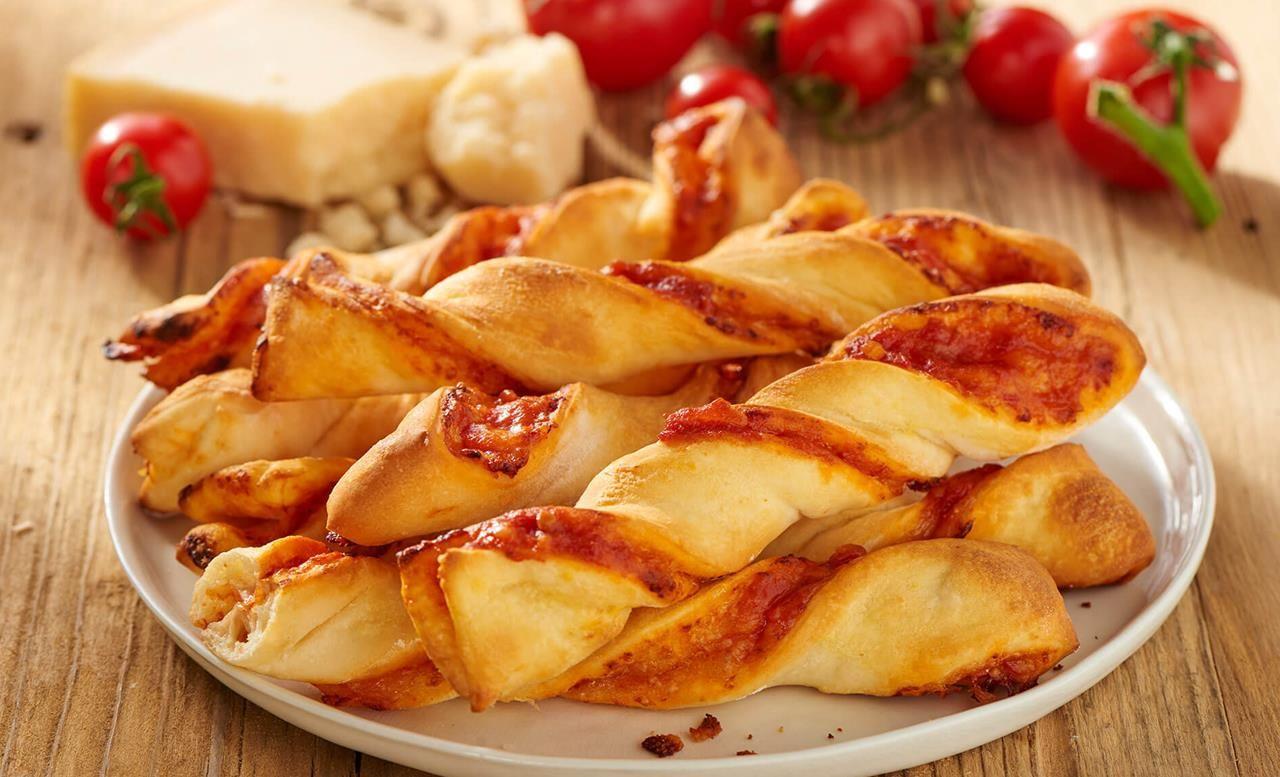 Pizza Stangen   Knorr