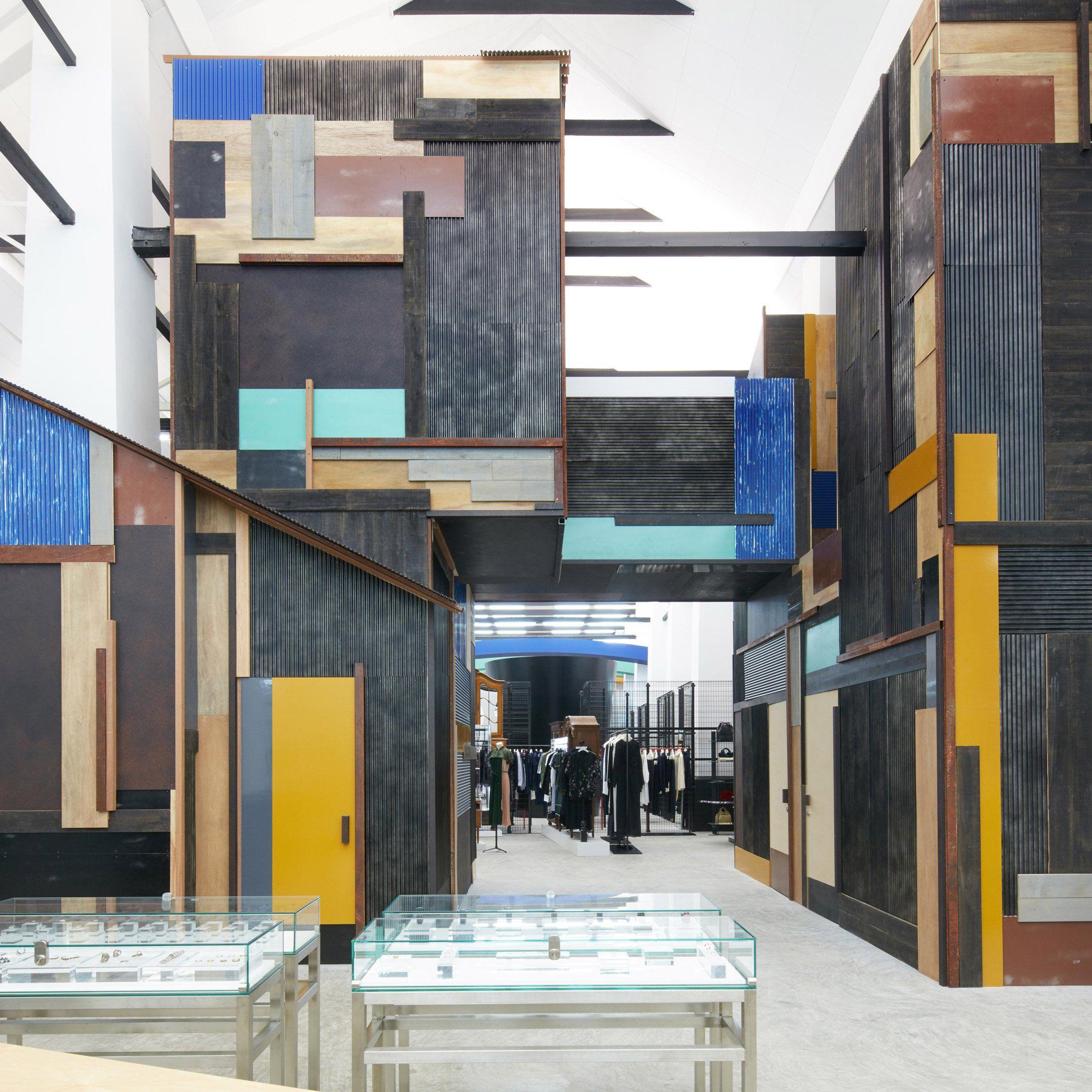 Fashion Design Interior Design Singapore: Japanese Fashion Brand Comme Des Garçons Is Opening The