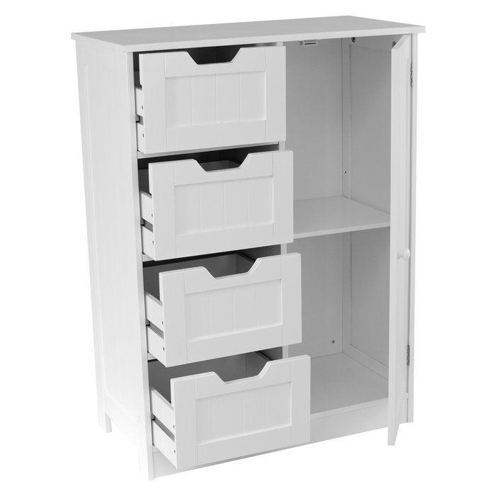 Aniya 60 X 81cm Free Standing Cabinet In 2020