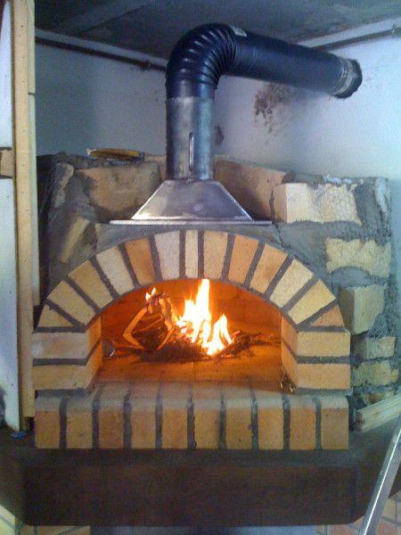 Construction d\u0027un four à pain traditionnel Construction, Patios