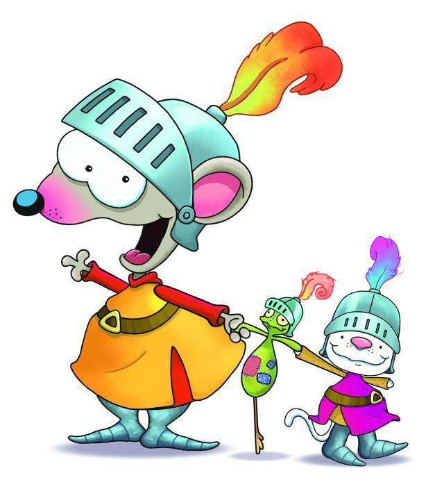 New Adorable TV Show for Preschoolers: Toopy & Binoo! + Twitter ...