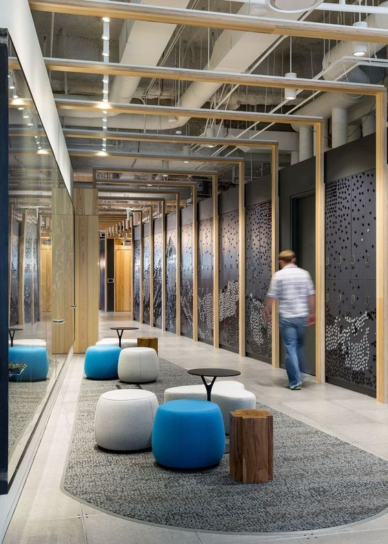 a look inside kpmg s ignition center in denver interior designing