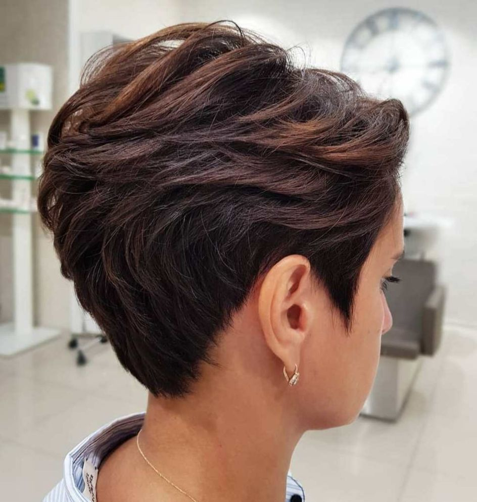 Pixie Haircuts For Thick Hair 50 Ideas Of Ideal Short Haircuts In 2020 Thick Hair Styles Pixie Haircut For Thick Hair Haircut For Thick Hair