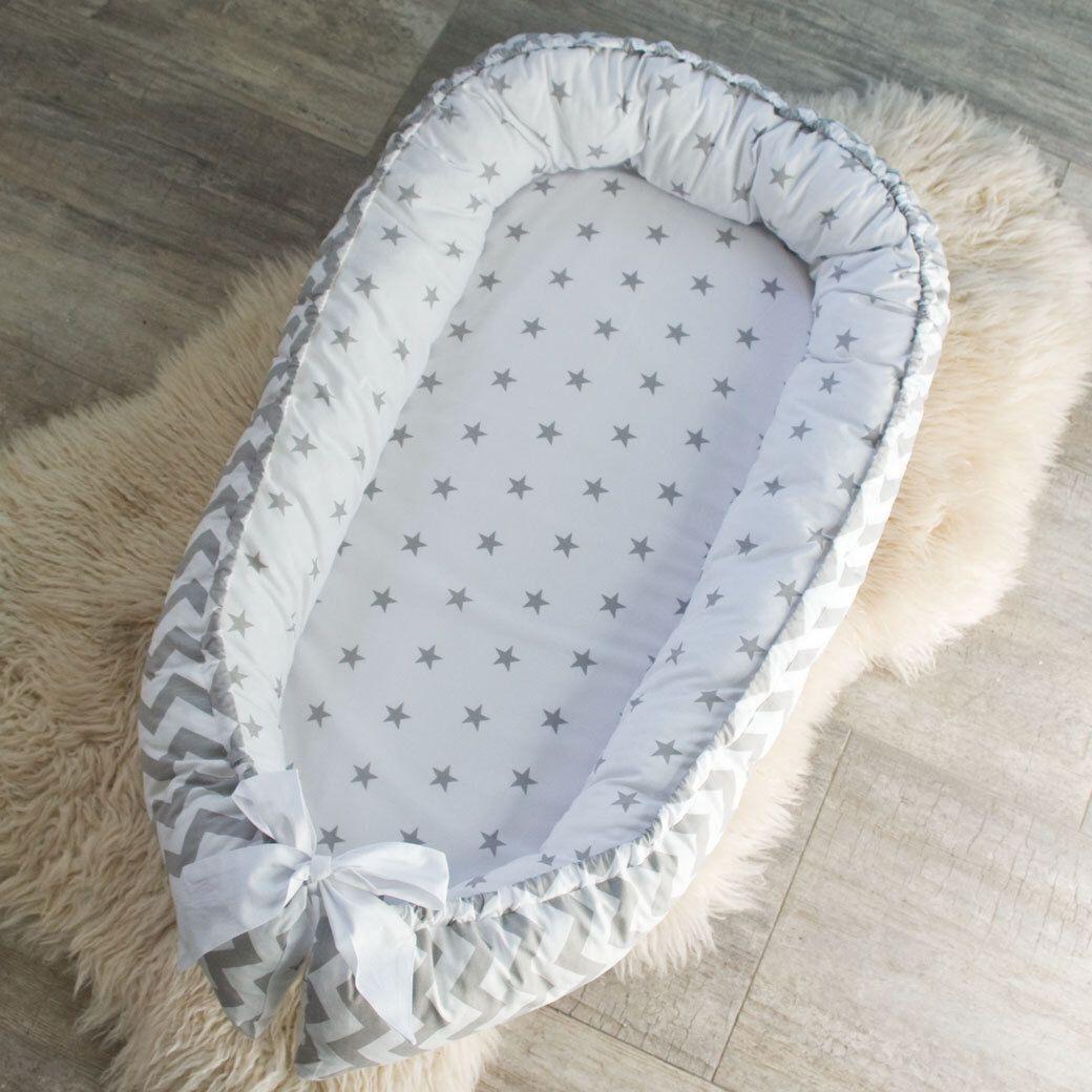 Awesome Double Sided Baby Nest For Newborn Babynest Sleep
