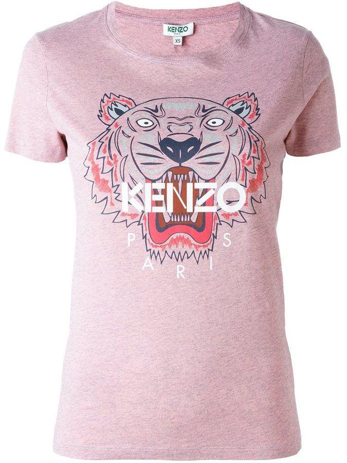 7d4b279e Kenzo 'Tiger' T-shirt | Tee Shirts in 2019 | Tiger t shirt, T shirt ...