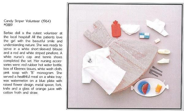 Barbie outfits 1959- 1966/1967