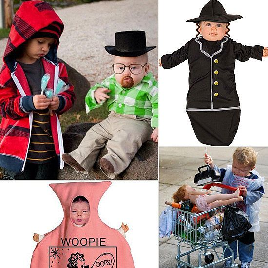 10 Seriously Questionable Costumes For Kids stuff I like - mom halloween costume ideas