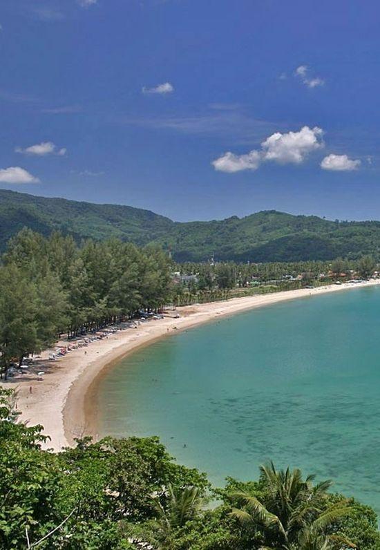 Kamala Beach, Phuket, Thailand.
