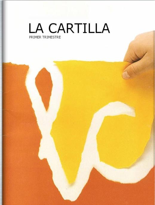 """La clase de Daniela """"online"""": 1º de Primaria: Cartillas de lectura en PDF"""