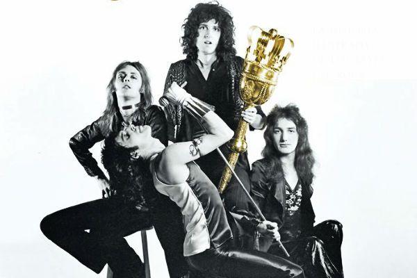 Critica Maiores Bandas De Rock Queen Freddie Mercury E Queen