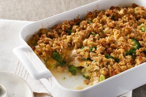 Stove Top Easy Cheesy Chicken Bake Recipe Baked Chicken Recipes Recipes Chicken Broccoli Bake