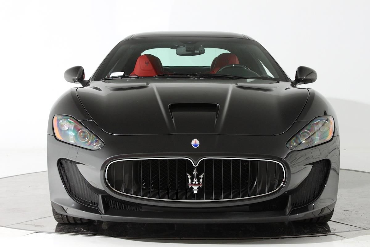 2014 Maserati GranTurismo Sport Sport 2dr Coupe Coupe 2
