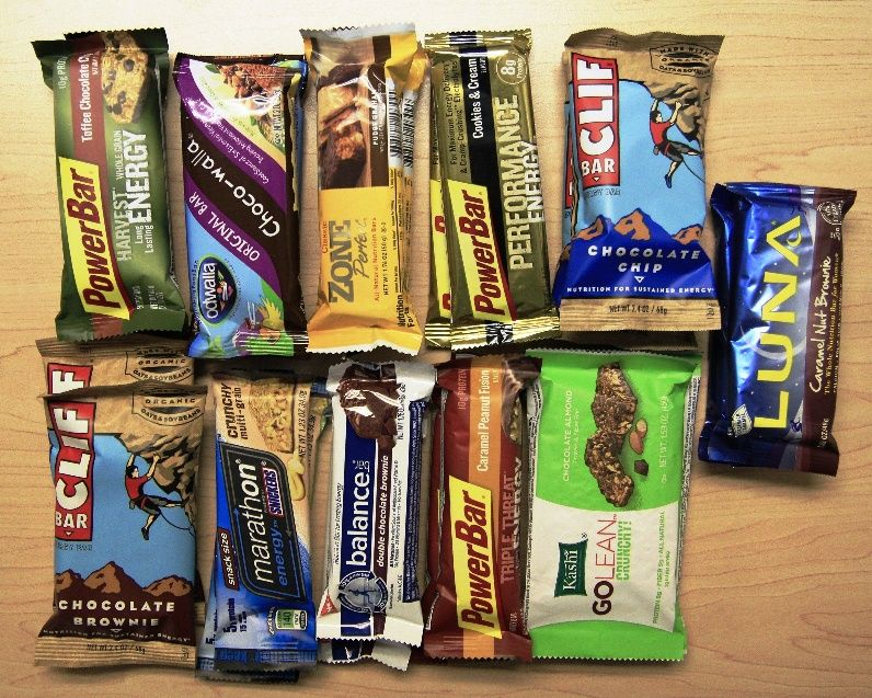 Exceptionnel Whats The Best Energy Bar?