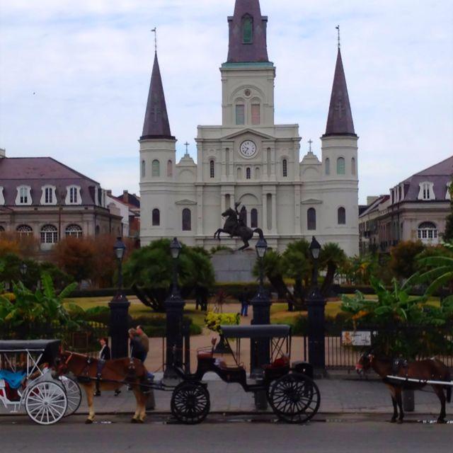 New Orleans -  I wanna go back.