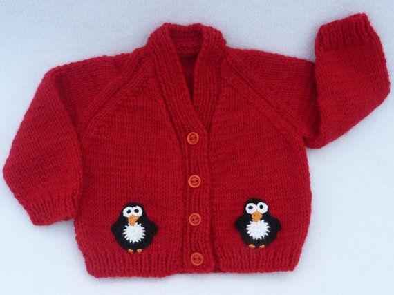 6ae5f7cab Knit baby cardigan