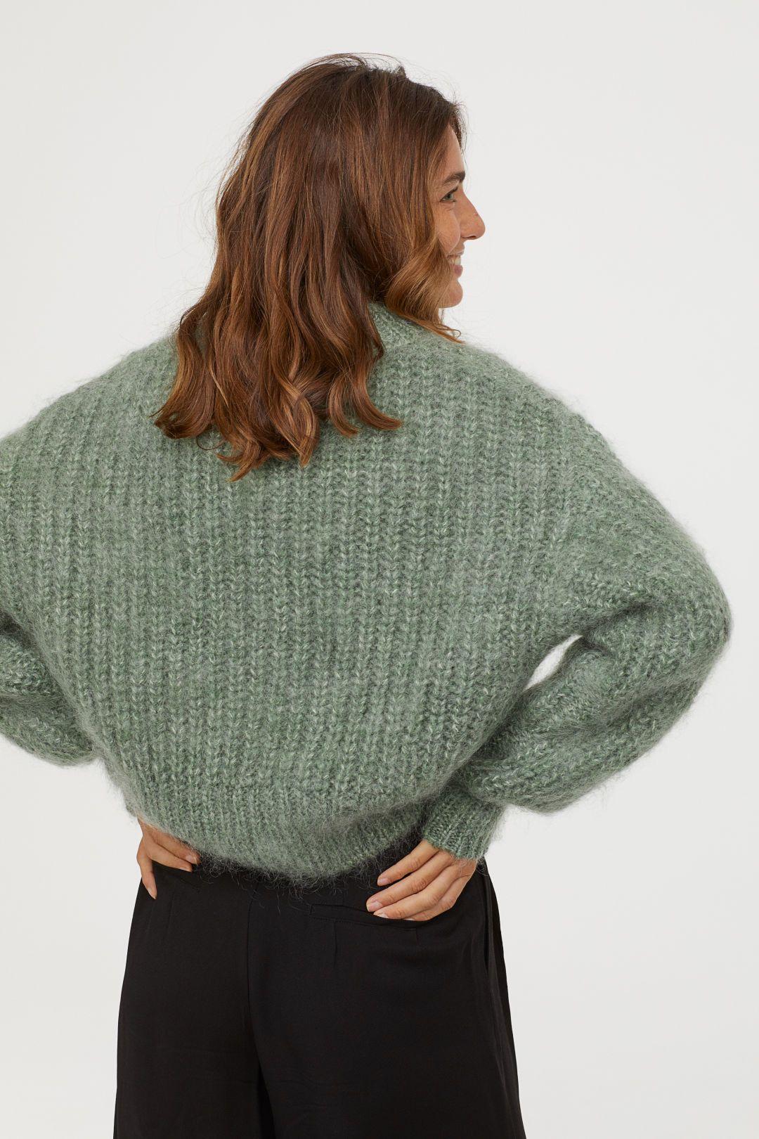 2af34b2e41e Chunky-knit Wool Sweater in 2019 | Closet Wishlist 2017 | Chunky ...
