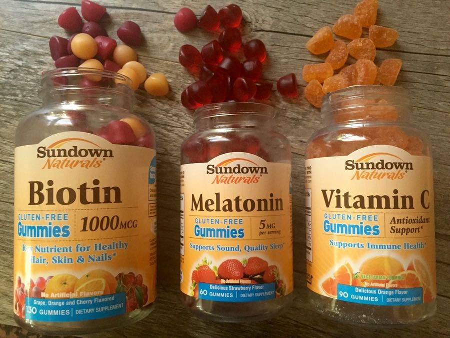 The Secret To Staying on Track Is Gummy Vitamins Gummy