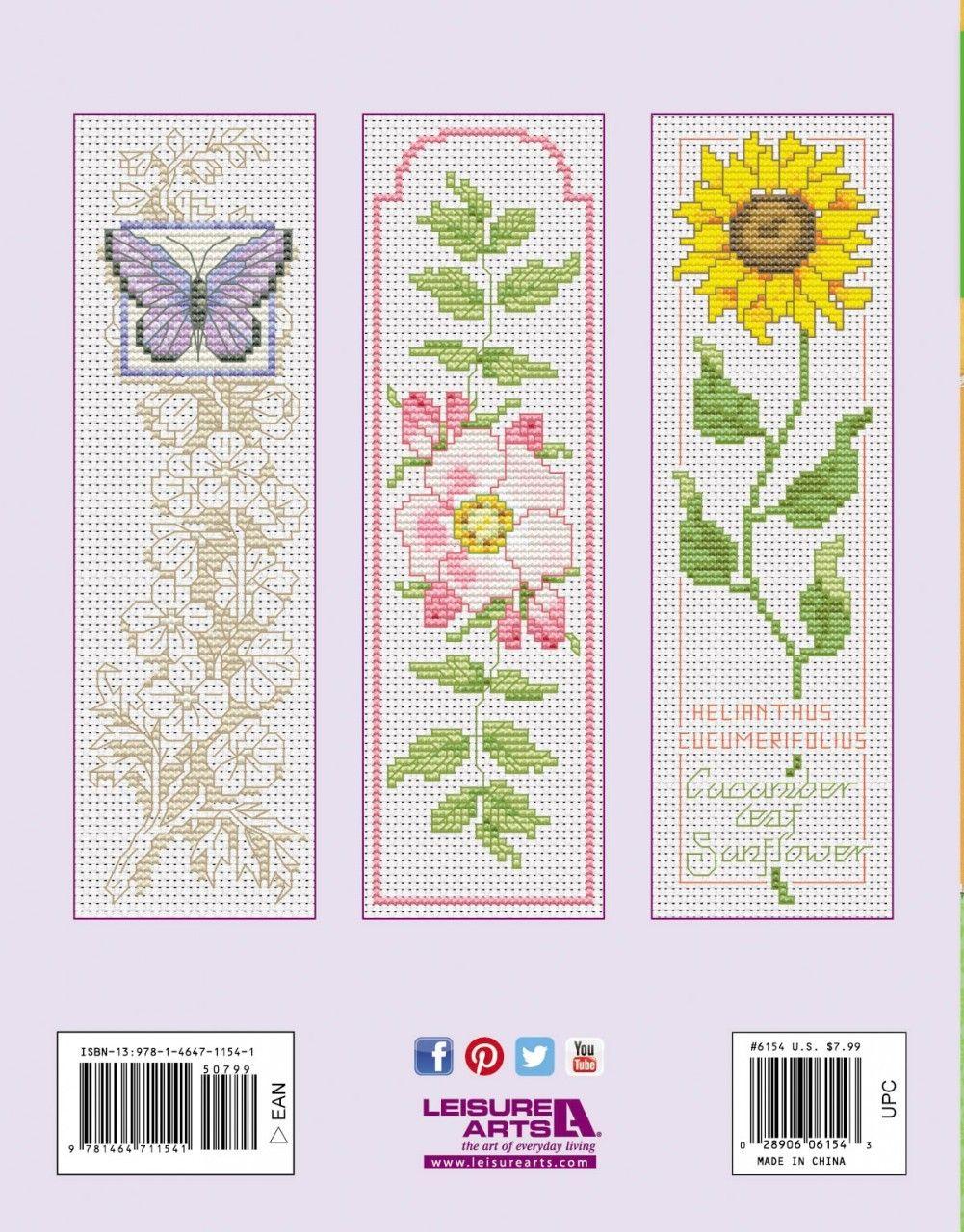 Bookmarks Cross Stitch Bookmarks Cross Stitch Sunflower Cross Stitch Patterns