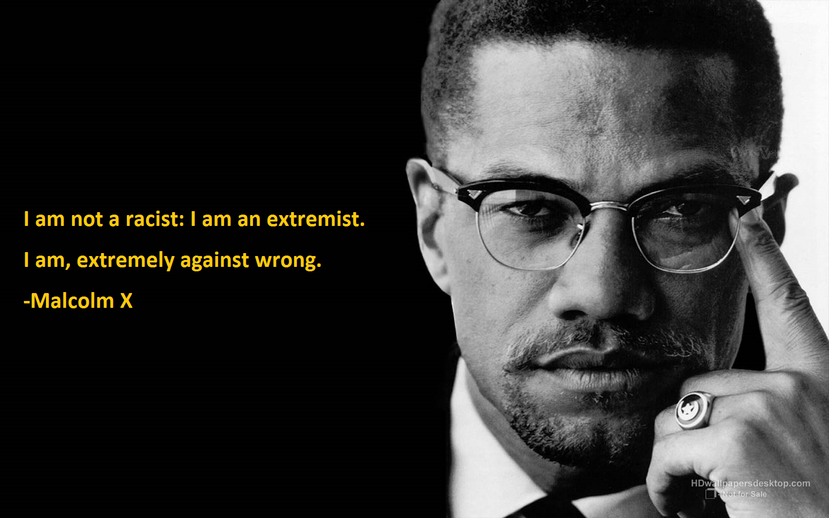 Malcolm X Quote From His Diary