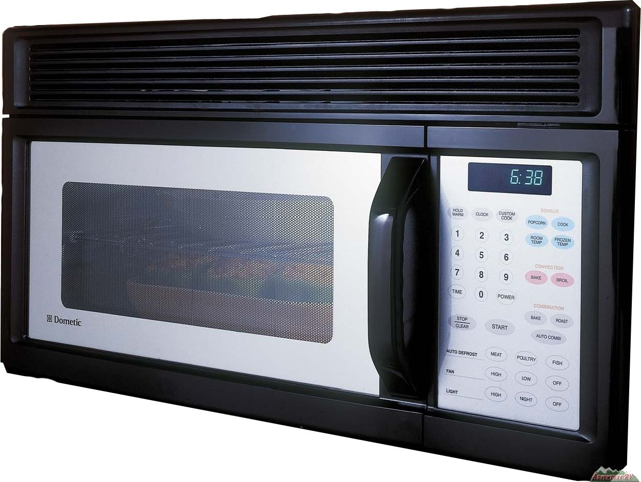 Dometic Over The Range Rv Microwave Convection Oven