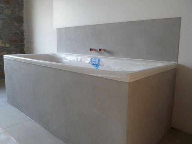 Mortex® - Intérieur à la campagne - Mortex, Enduits à la chaux - enduit salle de bain