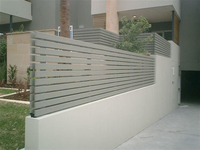2019 How much does colorbond fencing cost? | fences | Modern