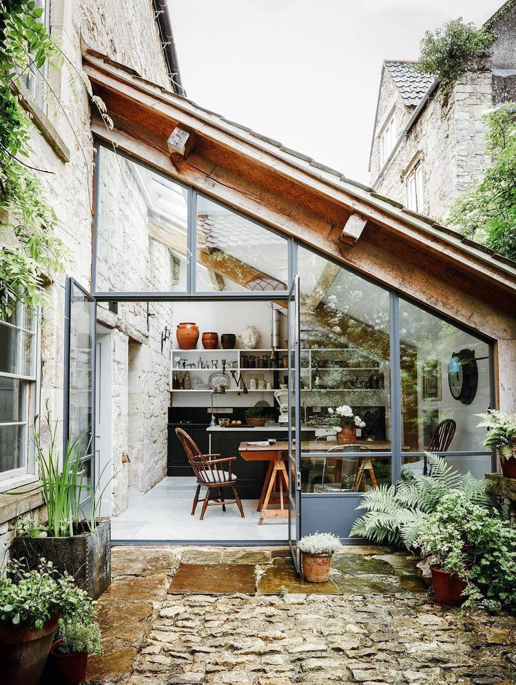 13 planting House glass ideas