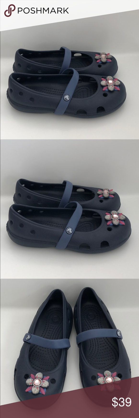 Crocs Girls Shoes Size 13 New without