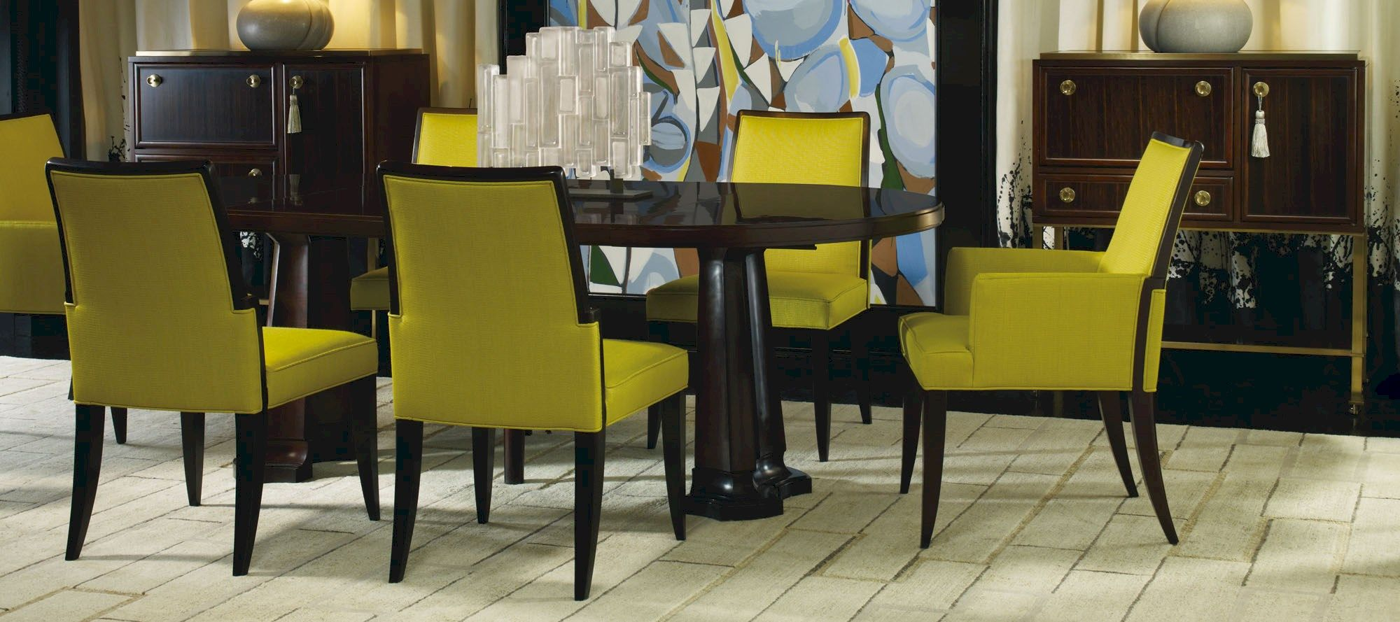 The laura kirar collection baker pinterest side chair and