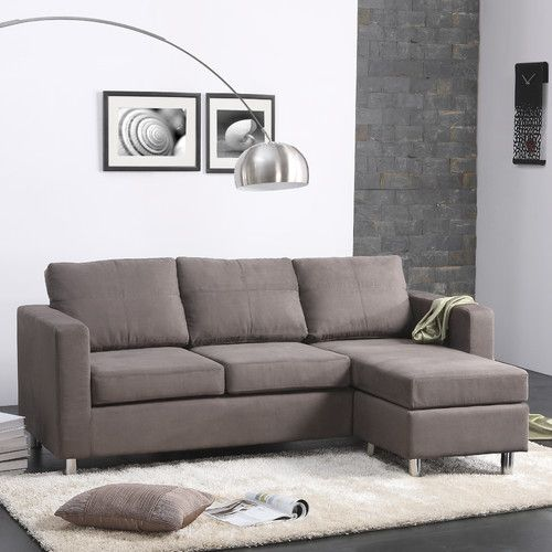 10 Sectional Sofas Under 500 Several Styles Sofas For Small Spaces Couches For Small Spaces Small Sectional Sofa