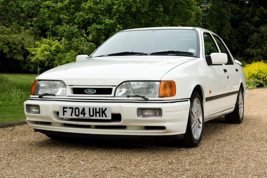 1989 Ford Sierra Sapphire Rs Cosworth Estimate 9 10 000 Ford