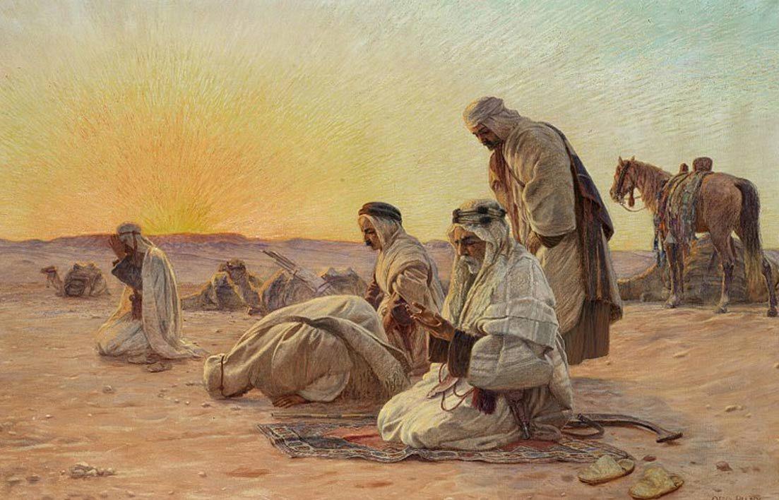 The Essenes: The Mystery Holy Men Behind the Dead Sea Scrolls? | Islamic  paintings, Islamic art, Arabian art