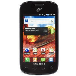 Samsung Galaxy Proclaim Android Prepaid Phone Only