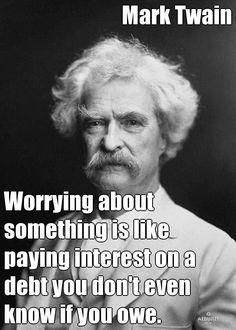 Pin by tahdah's gold on profound Mark twain quotes, Most