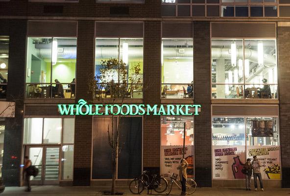 WHOLE FOODS MARKET 95 E Houston St, LES Union Square