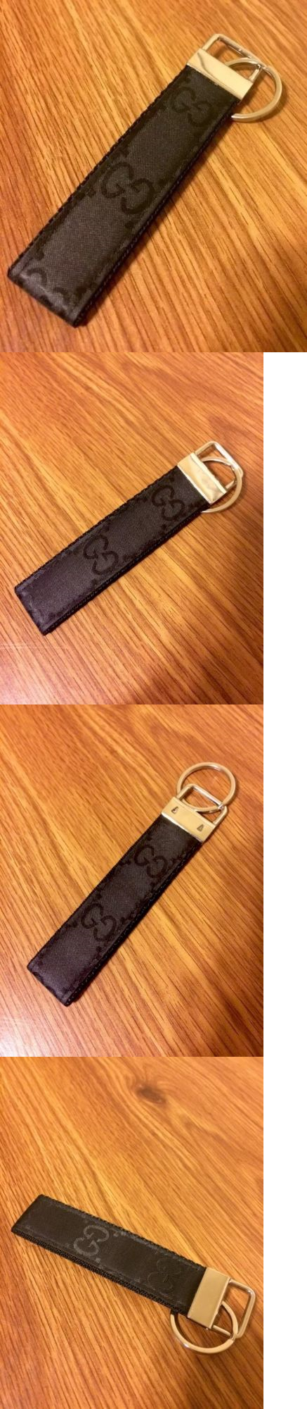 bfd08e2b211 Key Chains 169280  Custom Made Black Gucci Keychain Fob -  BUY IT NOW ONLY    40 on eBay!