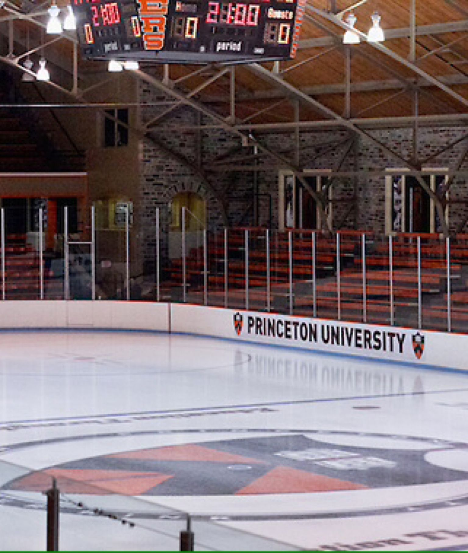 Hobey Baker Memorial Rink Princeton Activities Baker