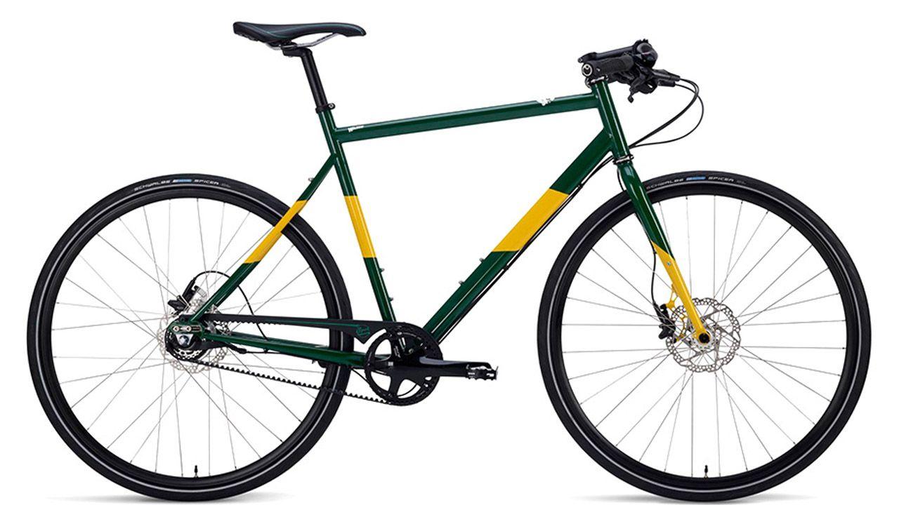 Ride Like Colin Chapman Commuter Bike Bicycle Ride Bicycle