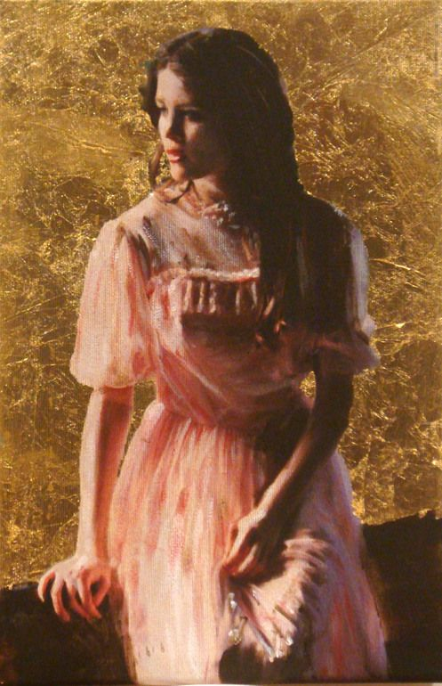 William Oxer - The Pink Dress, 2013