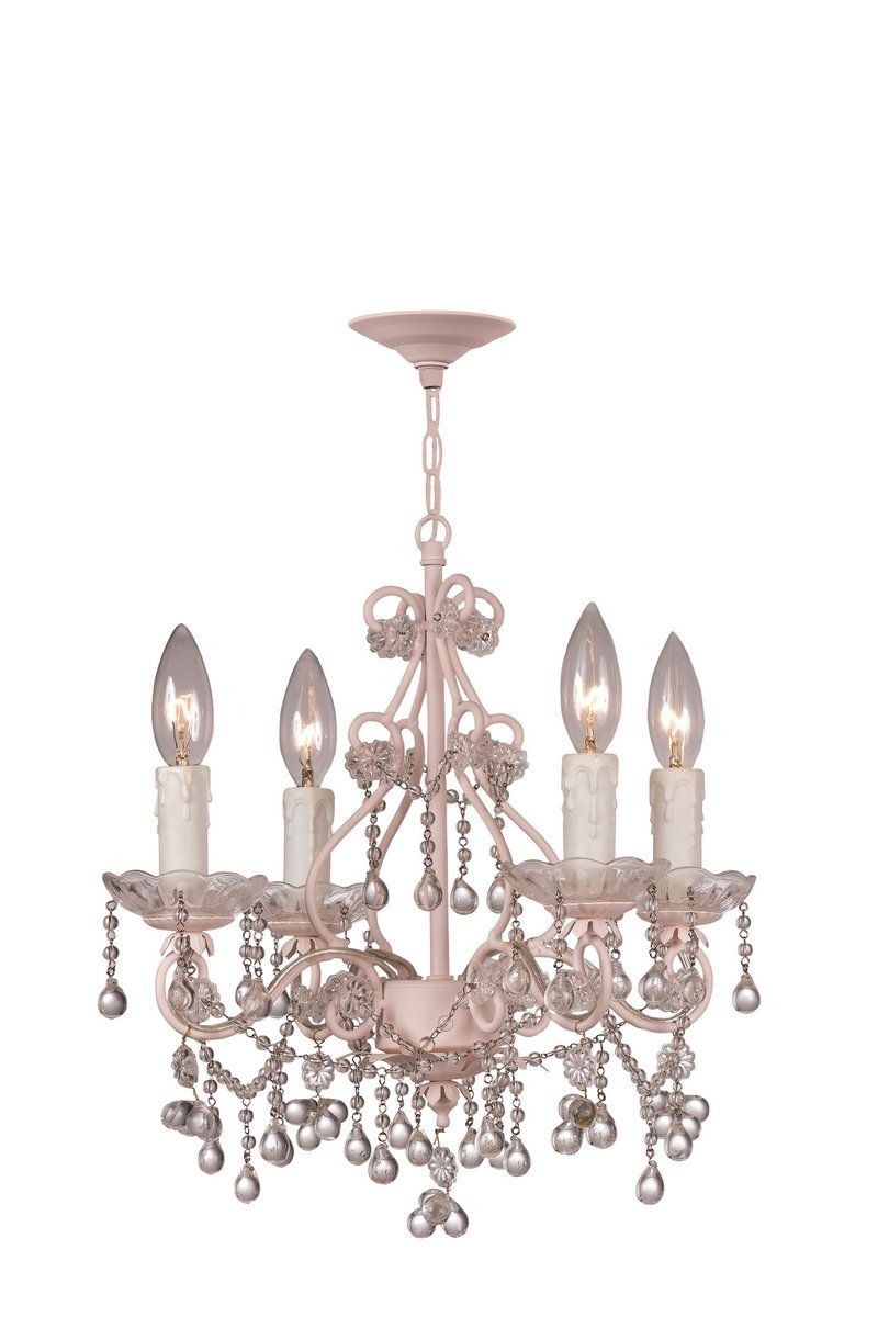 Crystorama lighting group light mini chandelier from the