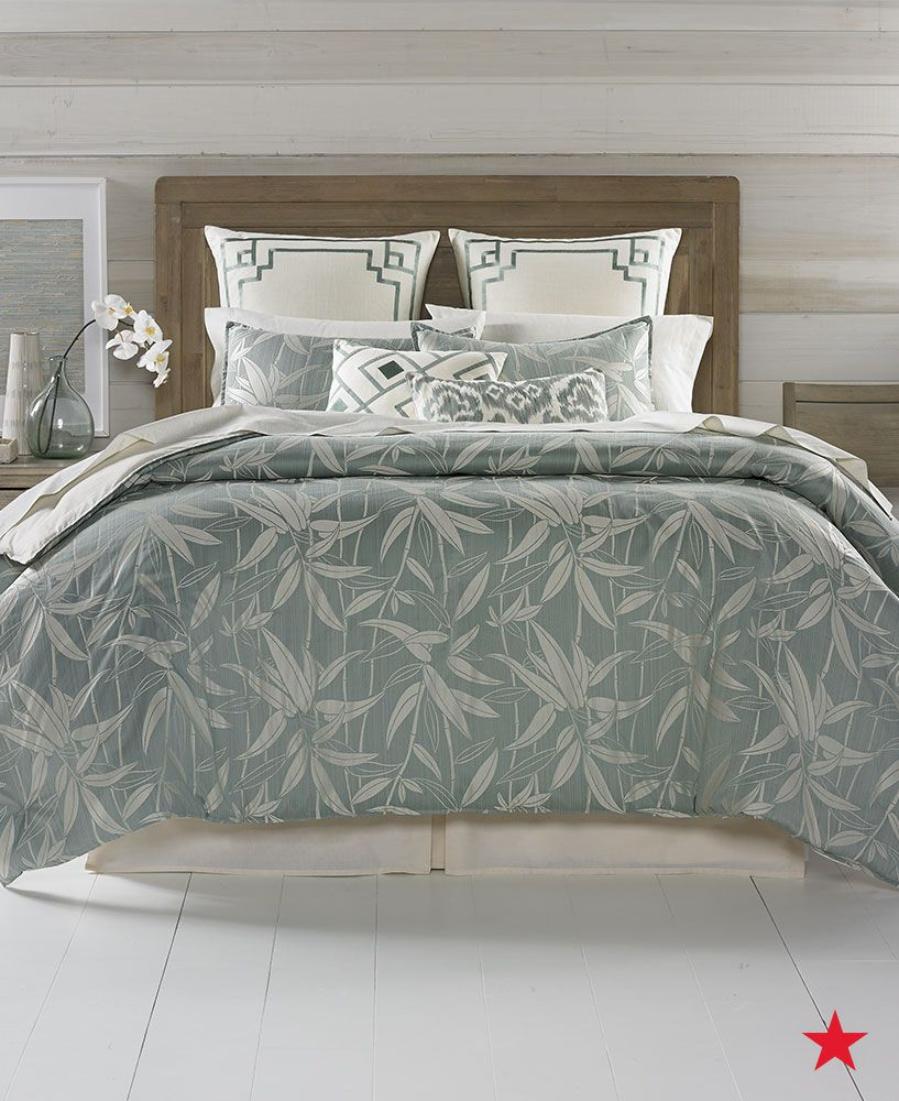Closeout Tommy Bahama Home Bamboo Breeze Bedding Collection