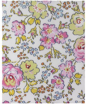 Flor De Invierno Show-Liberty Tela Chatsworth flor