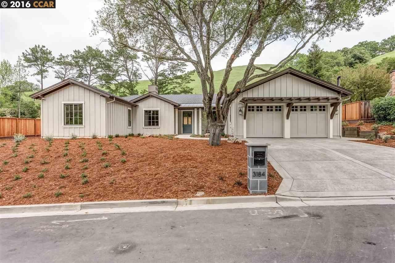 New construction in Lafayette! 3184 Lucas Dr., Lafayette, CA 94549 | Lafayette, CA Real Estate | Lafayette, CA Home for Sale