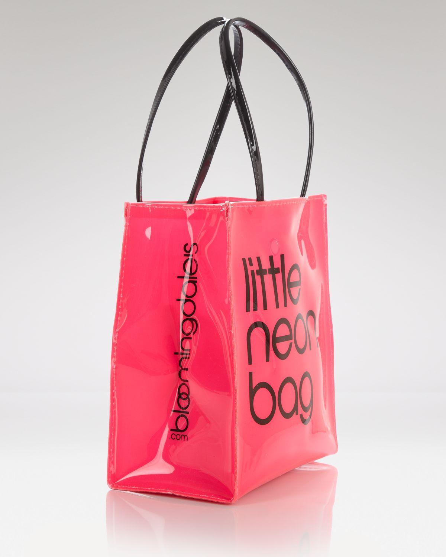 Bloomingdales Shopping Bag