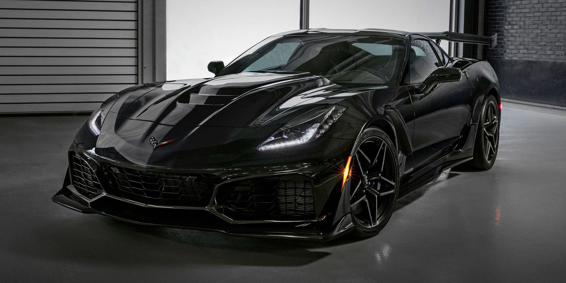 2019 Chevrolet Corvette Corvette zr1, Chevrolet corvette