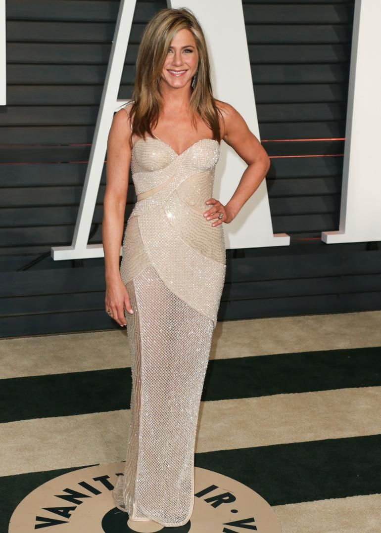 Jennifer Aniston Wedding Dress | celebrity... | Pinterest | Jennifer ...
